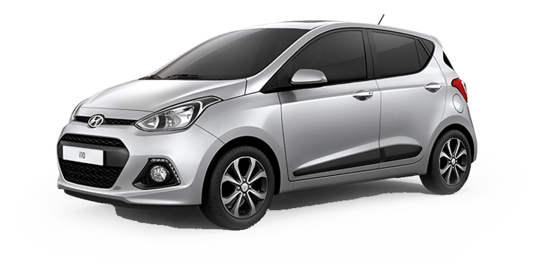 Hyundai i-10 AT
