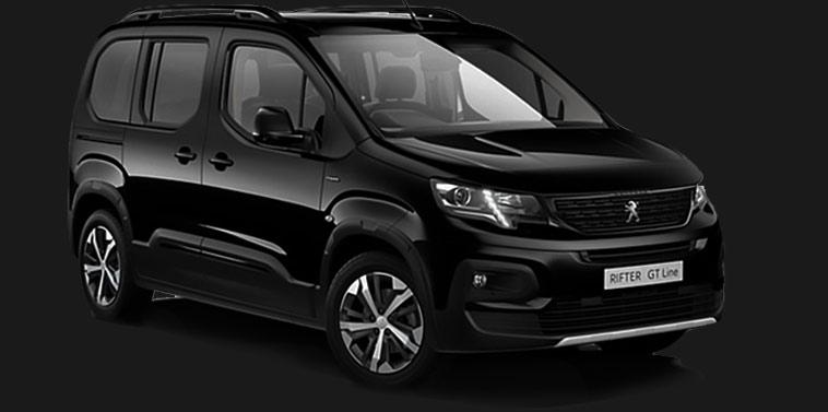 Peugeot-Rifter-van